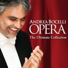 "CD ANDREA BOCELLI ""OPERA. THE ULTIMATE COLLECTION"""