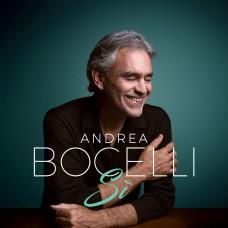 """CD ANDREA BOCELLI """"SI"""""""