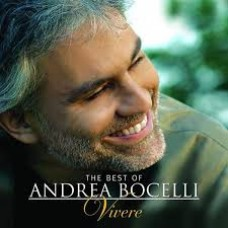 "CD ANDREA BOCELLI ""VIVERE. THE BEST OF"""