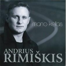 """CD ANDRIUS RIMIŠKIS """"MANO KELIAS"""""""