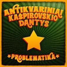 """CD ANTIKVARINIAI KAŠPIROVSKIO DANTYS """"PROBLEMATIKA"""""""