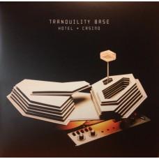 "LP ARCTIC MONKEYS ""TRANQUILITY BASE HOTEL + CASINO"""