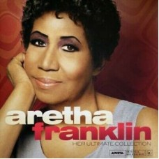 """LP ARETHA FRANKLIN """"HER ULTIMATE COLLECTION"""""""