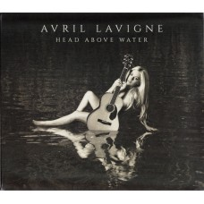 "CD AVRIL LAVIGNE ""HEAD ABOVE WATER"""