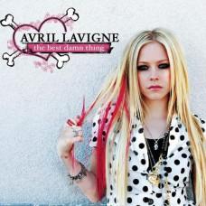 "CD AVRIL LAVIGNE ""THE BEST DAMN THING"""
