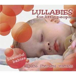 "CD BEAUTIFUL BABIES ""LULLABIES FOR LITTLE PEOPLE"""