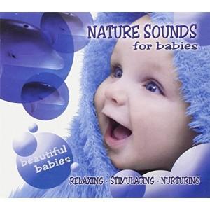 """CD BEAUTIFUL BABIES """"NATURE SOUNDS FOR BABIES"""""""