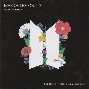 "CD BTS ""MAP OF THE SOUL 7. THE JOURNEY"""