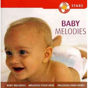 """CD """"BABY MELODIES"""""""