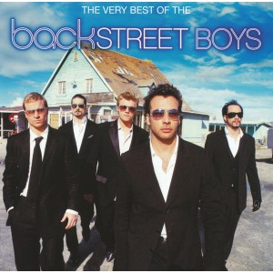 "CD BACK STREET BOYS ""THE VERY BEST OF"""