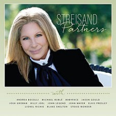 "CD BARBRA STREISAND ""PARTNERS"""