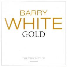 """CD BARRY WHITE """"GOLD"""" (2CD)"""