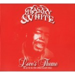 """CD BARRY WHITE """"LOVE'S THEME"""" THE BEST OF THE 20TH CENTURY RECORDS SINGLES"""