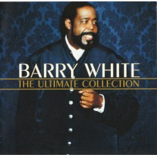 """CD BARRY WHITE """"THE ULTIMATE COLLECTION"""""""