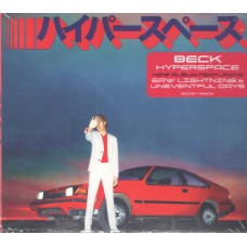 "CD BECK ""HYPERSPACE"""