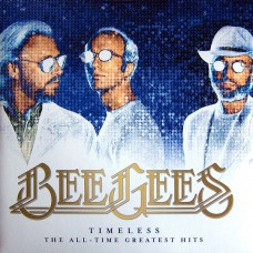 """CD BEE GEES """"TIMELESS. THE ALL - TIME GREATEST HITS"""""""