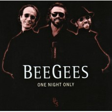 "CD BEE GEES ""ONE NIGHT ONLY"""