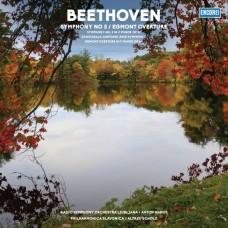 "LP BEETHOVEN ""SYMPHONY NO 5 / EGMONT OVERTURE"""