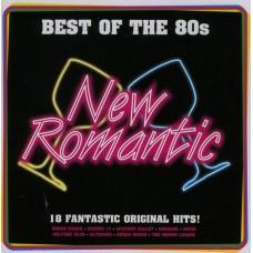 "CD BEST OF THE 80S ""NEW ROMANTIC"""