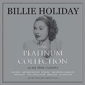 "LP BILLIE HOLIDAY ""THE PLATINUM COLLECTION"" (3LP)"