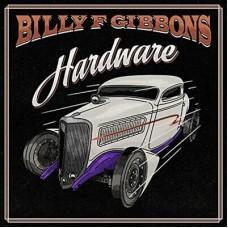 "CD BILLY F GIBBONS ""HARDWARE"""