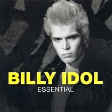 """CD BILLY IDOL """"ESSENTIAL"""""""