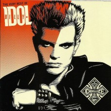 """CD BILLY IDOL """"IDOLIZE YOURSELF. THE VERY BEST OF"""""""