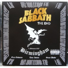 "CD BLACK SABBATH ""THE END"" (2CD)"
