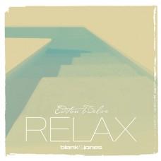 """LP BLANK & JONES """"RELAX""""  EDITION TWELVE (2LP)"""