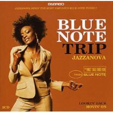 "CD JAZZANOVA - BLUE NOTE TRIP ""LOOKIN' BACK. MOVIN' ON"" (2CD)"