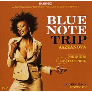 "CD JAZZANOVA - BLUE NOTE TRIP ""LOOKIN' BACK. MOVIN' ON"" (2CD)"