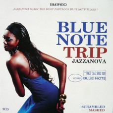 "CD JAZZANOVA - BLUE NOTE TRIP ""SCRAMBLED. MASHED"" (2CD)"