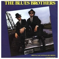 """LP THE BLUES BROTHERS """"THE BLUES BROTHERS"""" TRANSPARENT BLUE VINYL"""