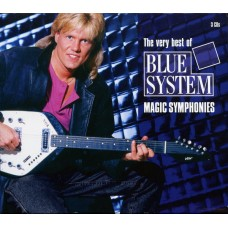 "CD BLUE SYSTEM ""MAGIC SYMPHONIES. THE VERY BEST OF"" (3CD)"