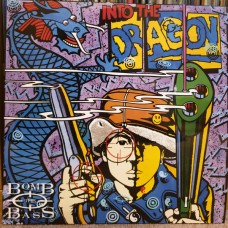 """LP BOMB THE BASS """"INTO THE DRAGON"""""""