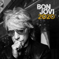 "CD BON JOVI ""2020"""