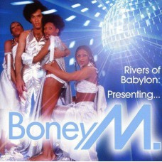"CD BONEY M. ""RIVERS OF BABYLON"""