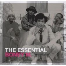 "CD BONEY M. ""THE ESSENTIAL"" (2CD)"