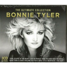 """CD BONNIE TYLER """"THE ULTIMATE COLLECTION"""" (3CD)"""