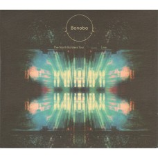 "CD BONOBO""THE NORTH BORDERS TOUR"" LIVE"