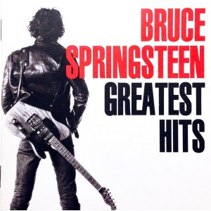 """CD BRUCE SPRINGSTEEN """"GREATEST HITS"""""""