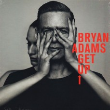 "LP BRYAN ADAMS ""GET UP"""
