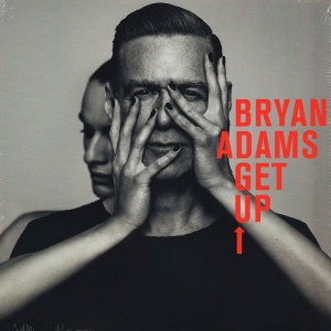 "LP BRYAN ADAMS ""GET UP"""