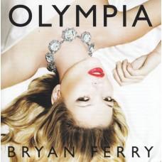 "CD BRYAN FERRY ""OLYMPIA"""