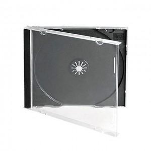 CD DĖŽUTĖ (JUODAS TRĖJUS)