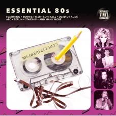 "LP COMPLETE VINYL COLLECTION ""ESSENTIAL 80S"""