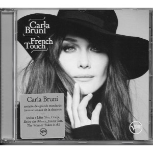 """CD CARLA BRUNI """"FRENCH TOUCH"""""""