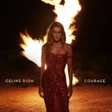 "CD CELINE DION ""COURAGE"""