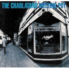 """CD THE CHARLATANS """"MELTING POINT"""""""