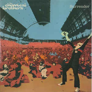 """LP THE CHEMICAL BROTHERS """"SURRENDER"""" (2LP)"""
